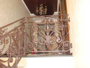 Treppengelander innen №109