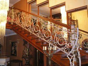 Treppengelander innen №110
