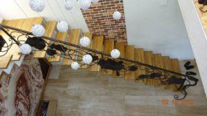 Treppengelander innen №115