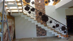 Treppengelander innen №118