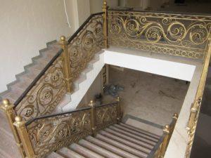 Treppengelander innen №123