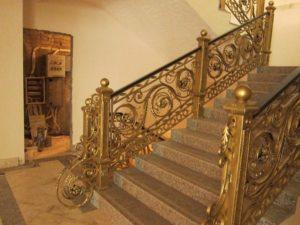 Treppengelander innen №124