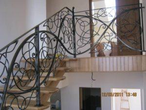 Treppengelander innen №129