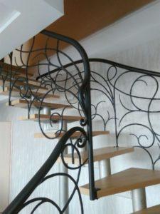 Treppengelander innen №13