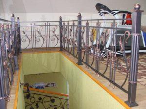 Treppengelander innen №132