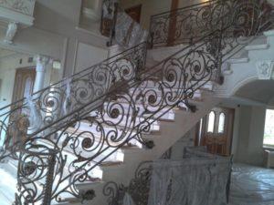 Treppengelander innen №134