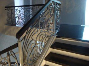 Treppengelander innen №135
