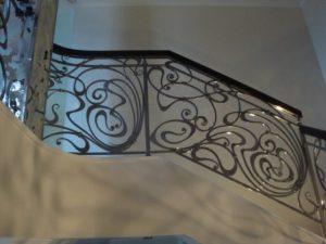 Treppengelander innen №136