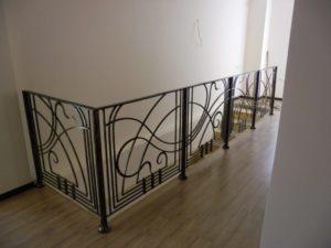 Treppengelander innen №138