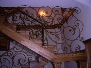 Treppengelander innen №139