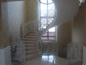 Treppengelander innen №141