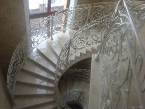 Treppengelander innen №143