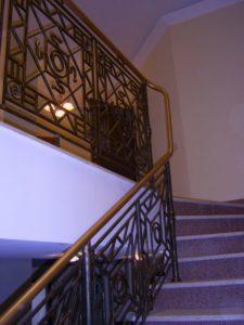Treppengelander innen №151