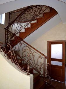 Treppengelander innen №149