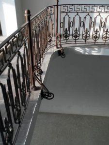 Treppengelander innen №150