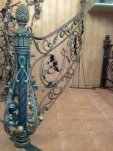 Treppengelander innen №152