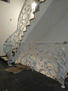 Treppengelander innen №15