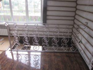Treppengelander innen №145