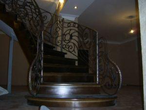 Treppengelander innen №148