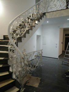 Treppengelander innen №16