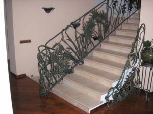 Treppengelander innen №159