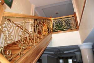 Treppengelander innen №165