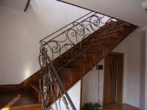 Treppengelander innen №140