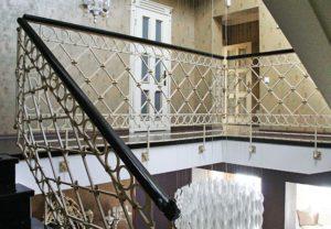 Treppengelander innen №168