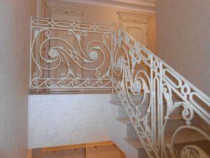 Treppengelander innen №17