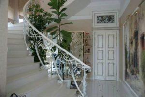 Treppengelander innen №171