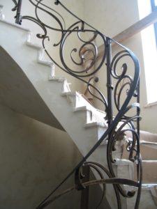 Treppengelander innen №173