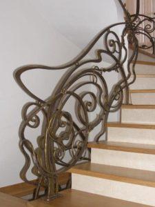 Treppengelander innen №174
