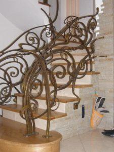 Treppengelander innen №175