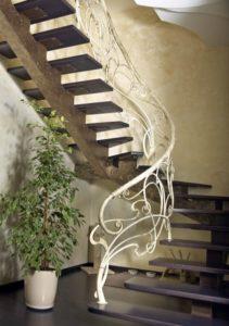 Treppengelander innen №176