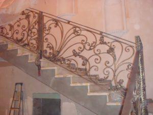 Treppengelander innen №179