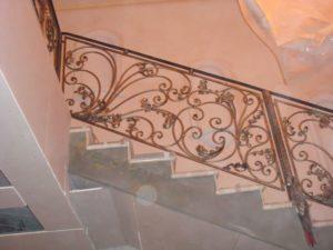 Treppengelander innen №177