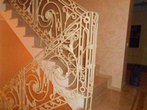 Treppengelander innen №18