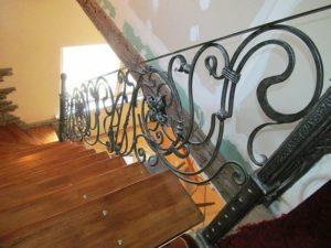 Treppengelander innen №180
