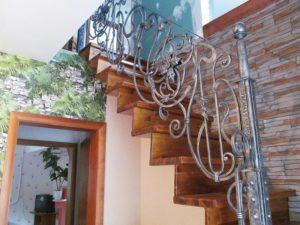 Treppengelander innen №181