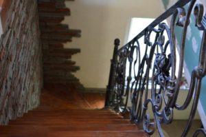 Treppengelander innen №184