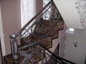 Treppengelander innen №185