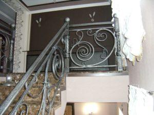 Treppengelander innen №186