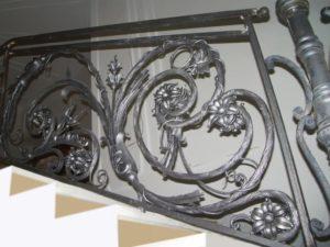 Treppengelander innen №192