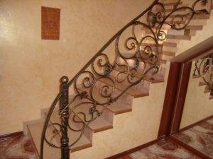 Treppengelander innen №188