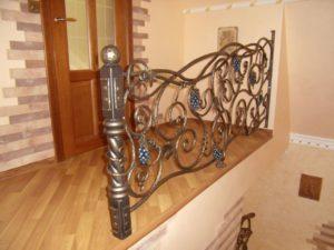 Treppengelander innen №187