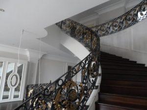 Treppengelander innen №197