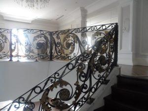 Treppengelander innen №198