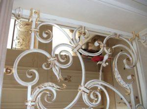 Treppengelander innen №2