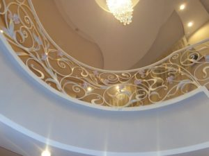Treppengelander innen №20