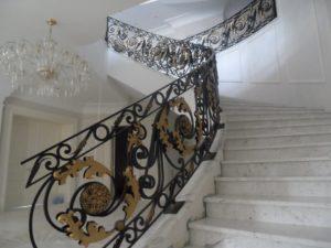 Treppengelander innen №202